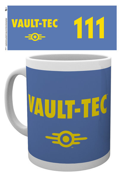 Fallout - Vault tech Mug