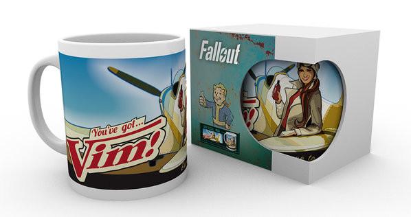 Fallout - Vims Escape To Adventure Mug
