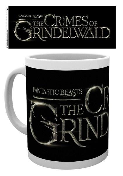 Cup Fantastic Beasts 2 - Logo