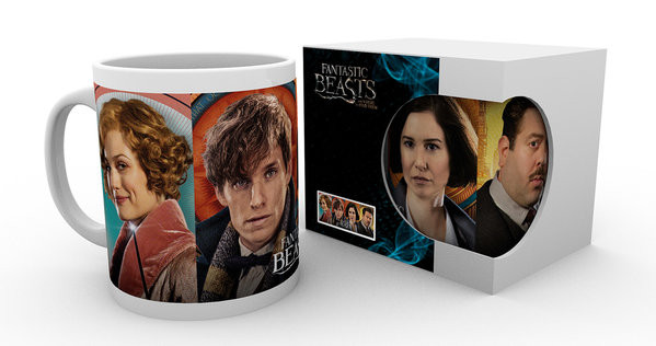 Fantastic Beasts And Where To Find Them - Characters Mug