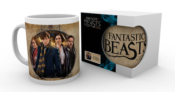 Fantastic Beasts And Where To Find Them - Group Frame Mug