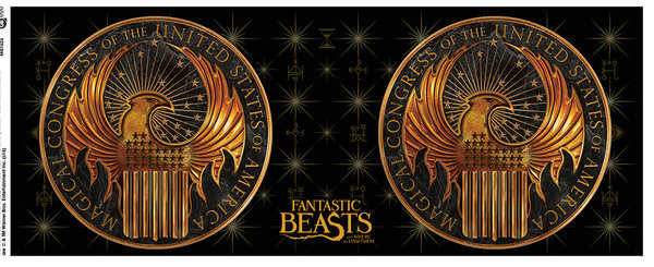 Fantastic Beasts And Where To Find Them - Logo Mug