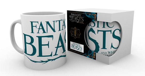 Fantastic Beasts And Where To Find Them - Macusa Mug