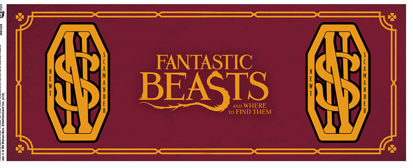 Fantastic Beasts And Where To Find Them - Newt Scamander Mug