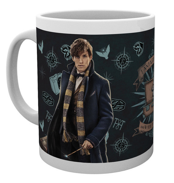 Fantastic Beasts And Where To Find Them - Newt Solo Mug
