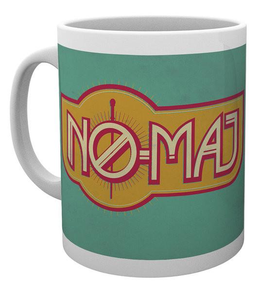 Fantastic Beasts And Where To Find Them - No-Maj Mug