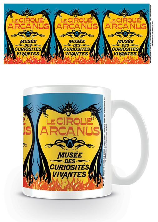 Fantastic Beasts The Crimes Of Grindelwald - Le Cirque Arcanus Mug