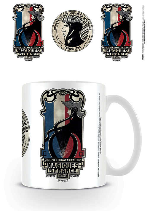 Cup Fantastic Beasts The Crimes Of Grindelwald - Ministere Des Affaires Magiques