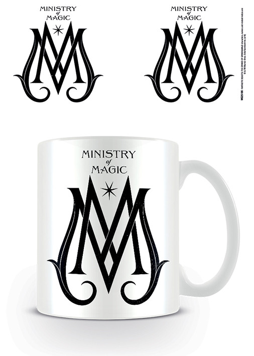 Cup Fantastic Beasts The Crimes Of Grindelwald - Ministry of Magic