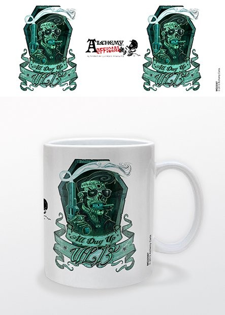Cup Fantasy - All Dug Up, Alchemy