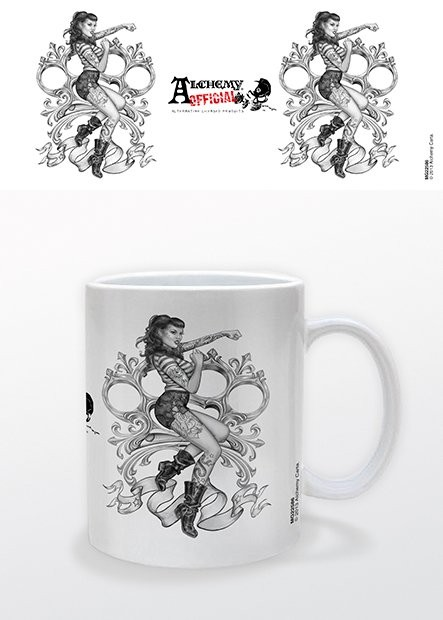 Fantasy - Bare Knuckle Betty, Alchemy Mug