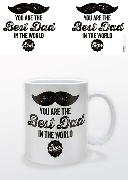 Father's Day - Best Dad Mug
