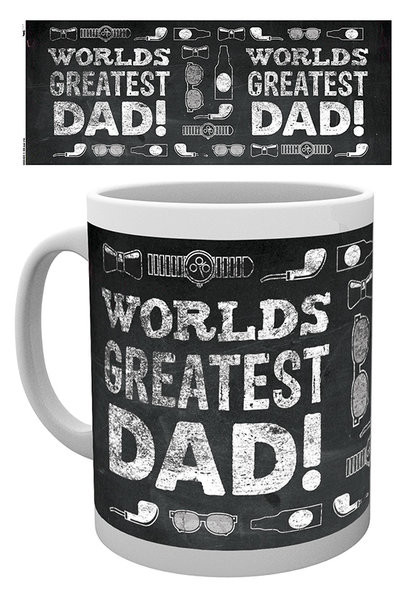 Father's Day - Collage Mug