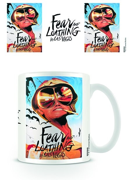 Fear and Loathing in Las Vegas Mug
