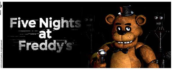 Five Nights At Freddy's - Logo Mug