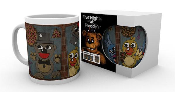 Five Nights At Freddy's - Vintage Posters Mug