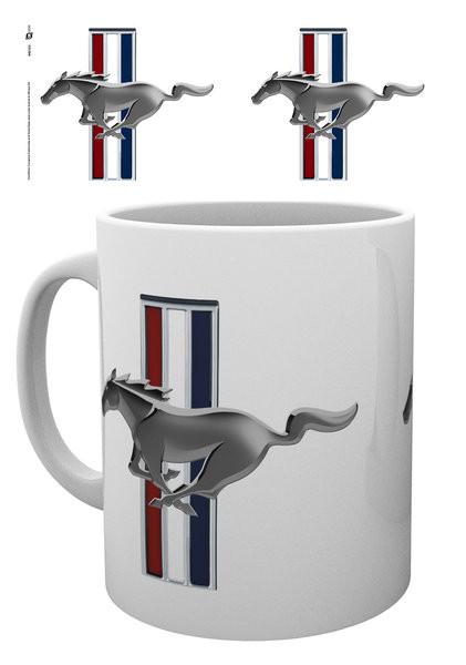 Ford - Mustang Logo Mug