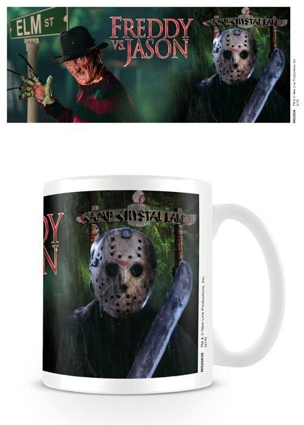 Freddy vs. Jason - Stomping Grounds Mug