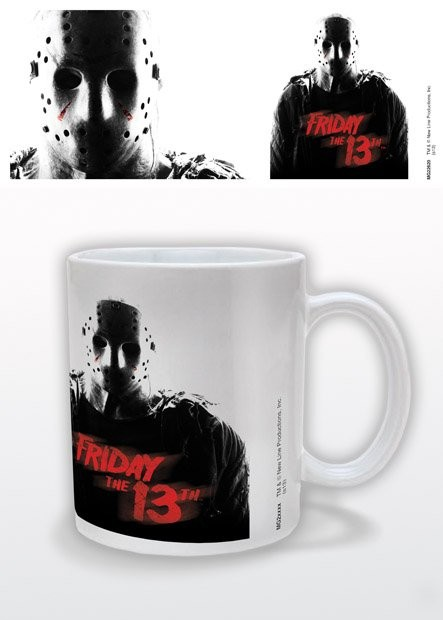 Friday The 13th - Jason Vorhees Mug