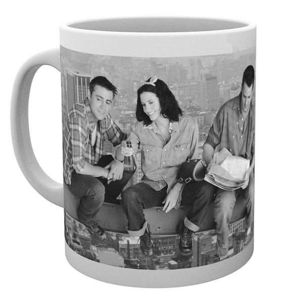 Friends - Girder Mug