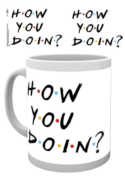 Friends - How You Doin Mug