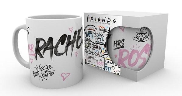 Cup Friends - Mr Rachel Mrs Ross