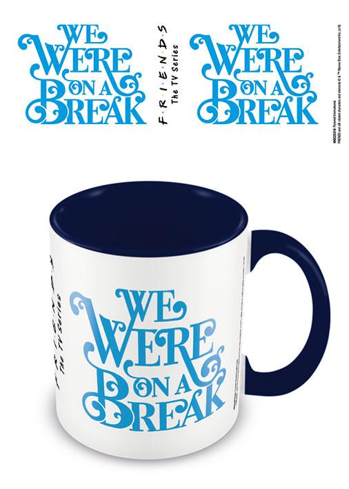 Cup Friends - On a Break