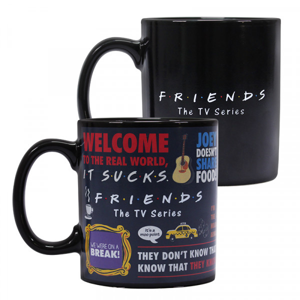 Friends - Quotes Mug