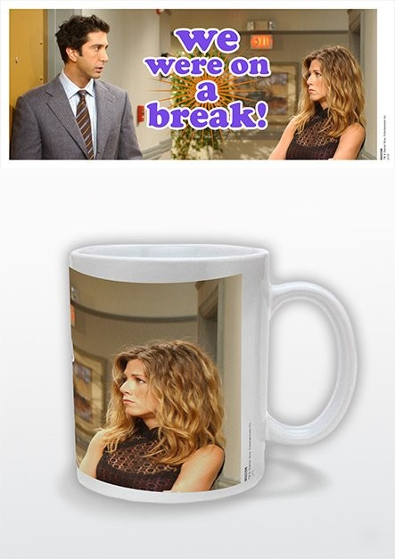 Friends - We Were On A Break! Mug