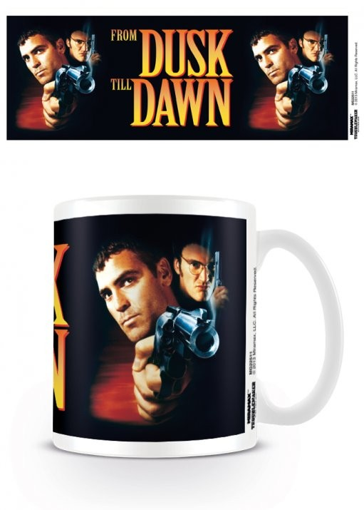 From Dusk Till Dawn - Gun Mug