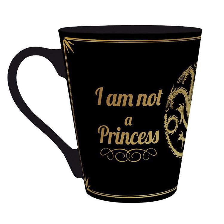 Game Of Thrones - I am not a princess Mug