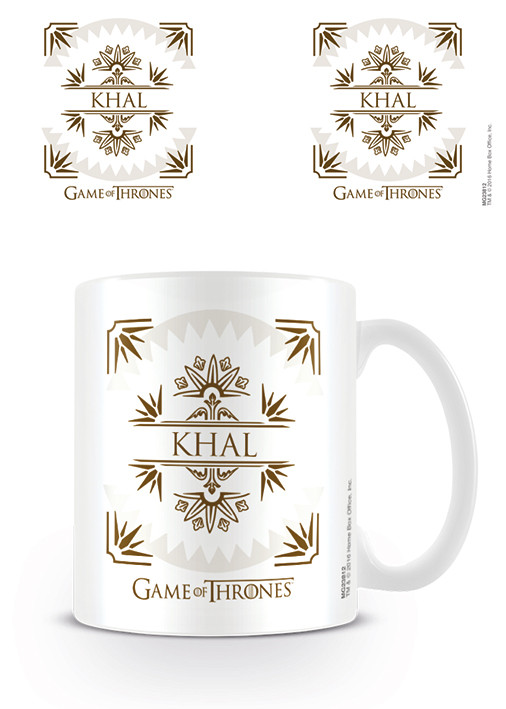 Game of Thrones - Khal Mug