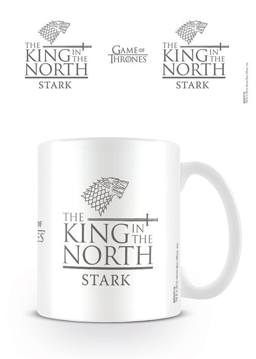 Game of Thrones - King in the North Mug