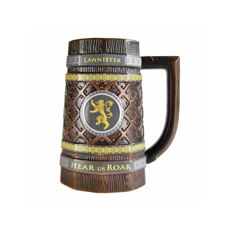 Game Of Thrones - Lanister Mug