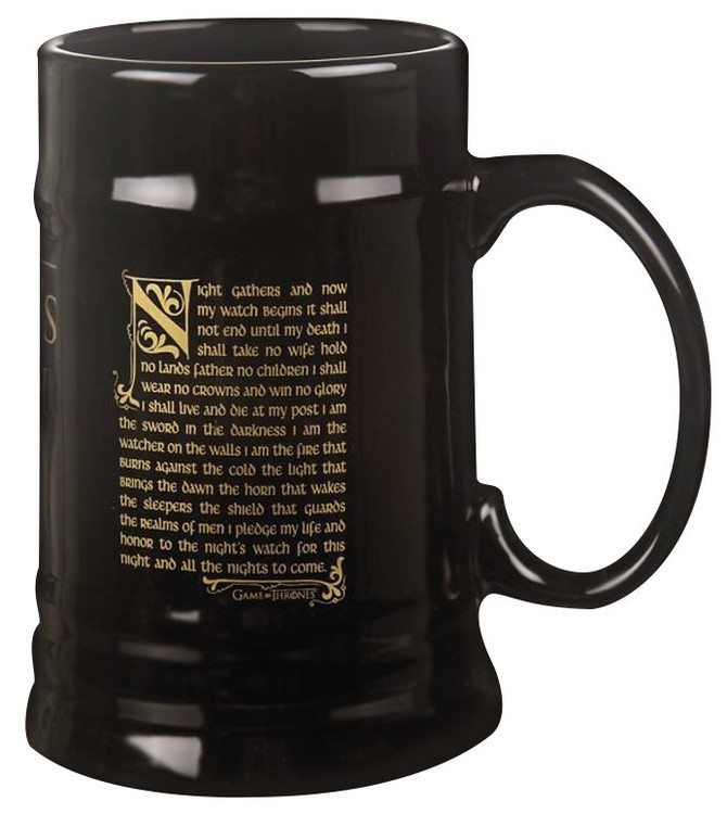 Game Of Thrones - Night's Watch Mug