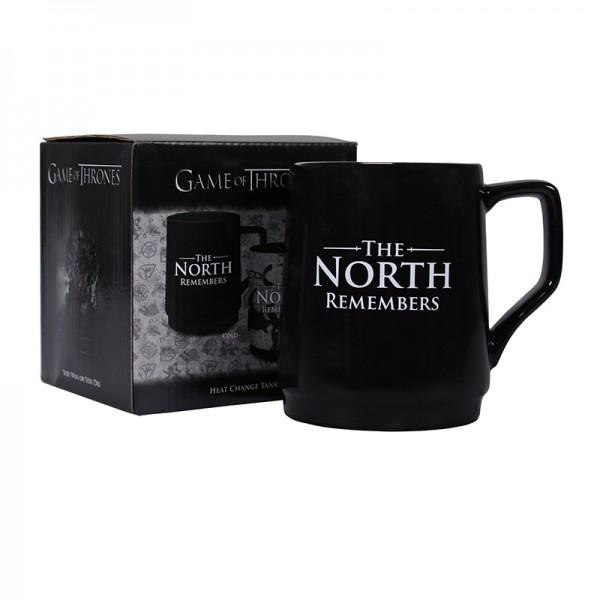 Game of Thrones - North Remember Mug