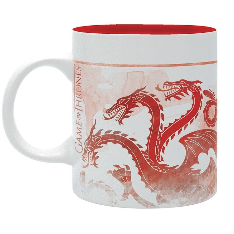Cup Game Of Thrones - Red Dragon
