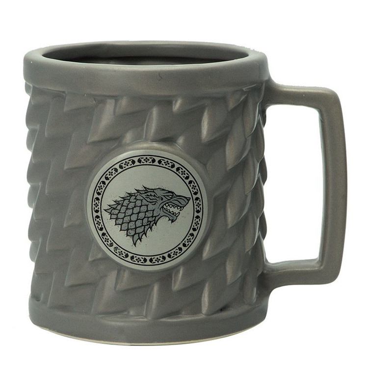 Cup Game Of Thrones - Stark