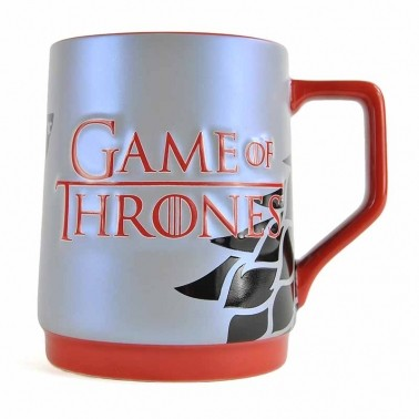 Game Of Thrones - Stark Reflection Decal Mug