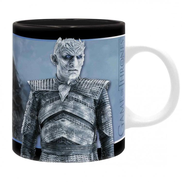 Game Of Thrones - Viserion & King Subli Mug