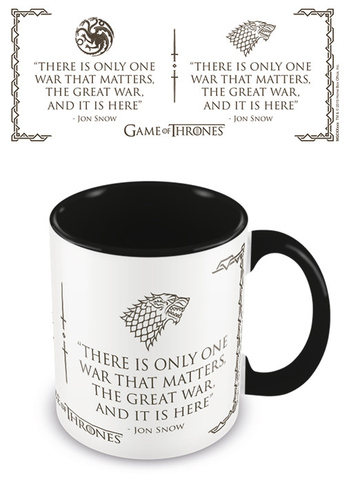 Cup Game Of Thrones - War