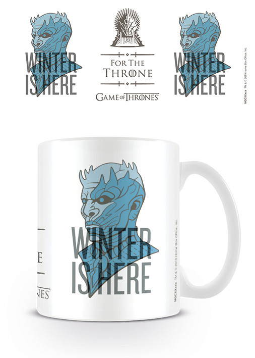 Game Of Thrones - Winter Is Here Mug