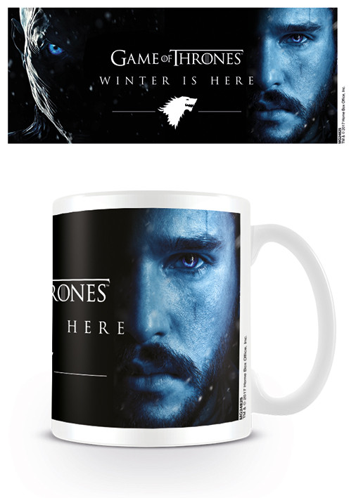 Game Of Thrones: Winter is Here - Jon Mug