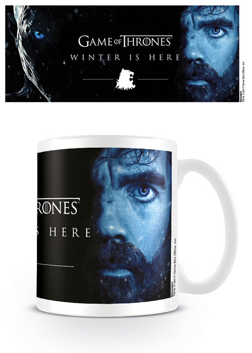 Game of Thrones: Winter Is Here - Tyrion Mug