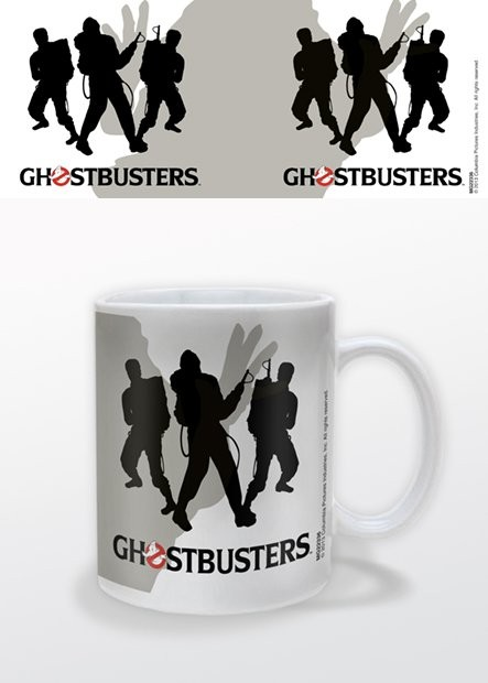 Ghostbusters - Silhouettes Mug