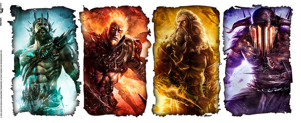 God of War - Gods Mug