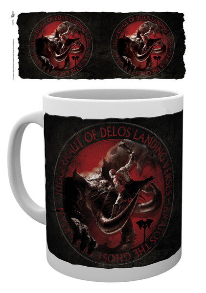 God Of War - Juggernaught Mug