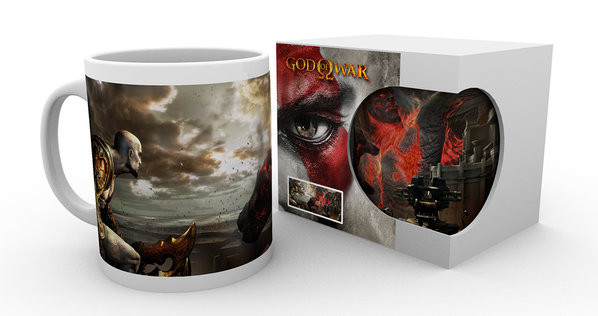 God of War - Titan Mug