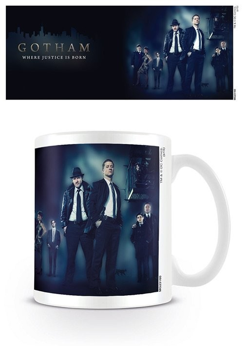 Gotham - Group Mug