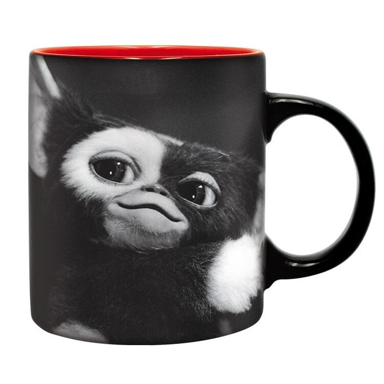 Cup Gremlins - Grizmo Black & White